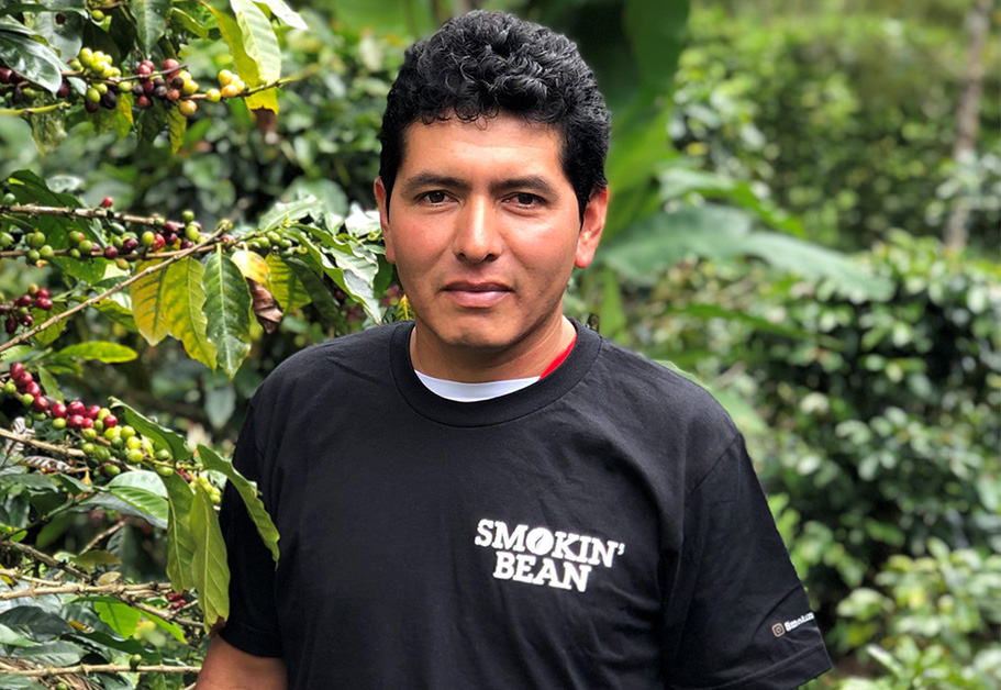 Peru Coffee Farmer