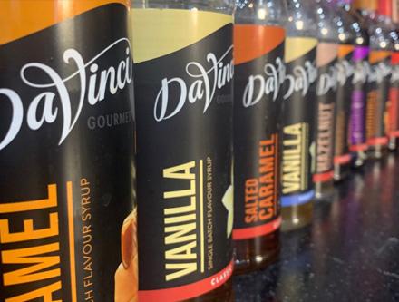 Extras - Da Vinci Syrups